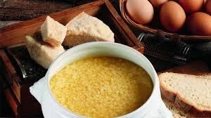 Ricetta Minestra stracciatella di uova e pangrattato